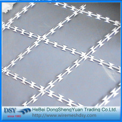 31 Years Experience Concertina Razor Barbed Wire