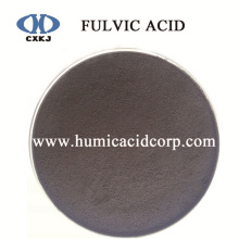 Black Fulvic Acid Anti-flocculation Mineral Source