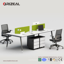 Benching office workstation office staff desk open