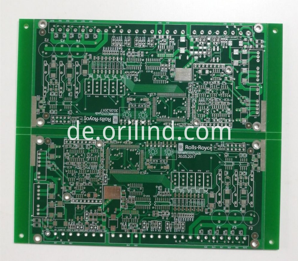 Hot Air Solder Level PCB
