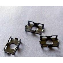 Componentes de peças estampadas de metal de alta precisão personalizada