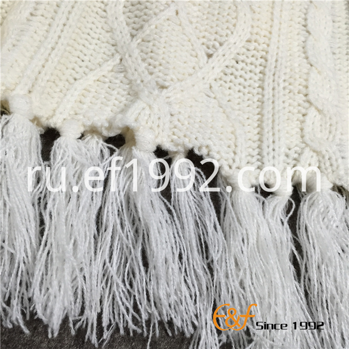 tassel sweater poncho for girls