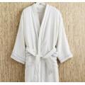 Canasin 5 Sterne Hotel Velours-Bademantel Luxus 100 % Baumwolle
