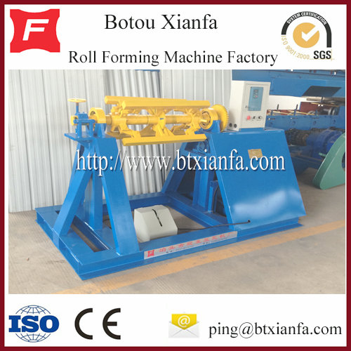 Color Steel Sheet XF5T Electric Feeding Machine