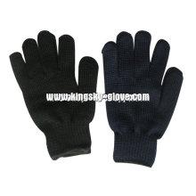 Gant d'hiver en coton tricoté en tricot 7g (2301)