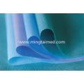 Low fiber non-woven fabric