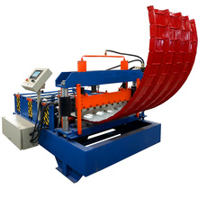 machine de courbure de toit de xn / hydraulique courbant la machine de panneau de toit / courbant en métal