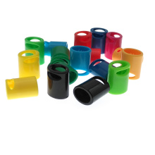 Vente en gros colorée One Way Closure for Wristband