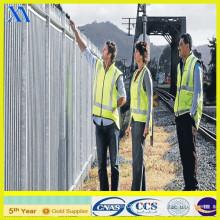 Panneaux de clôture galvanisés à chaud