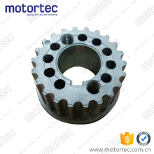 CODIGO OE 372-1005018, piezas de motor CHERY QQ de calidad OE Engranaje de distribución