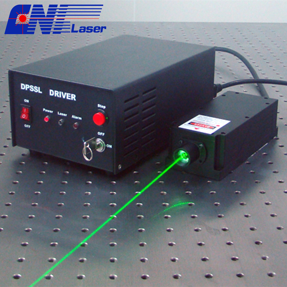 200mw 561nm Low noise Yellow Green Laser