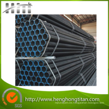 ¡Alta calidad! ! ¡Tubos de acero suave! ¡Tubería de acero al carbono galvanizada de 2 ''! ¡Tubo de acero pre galvanizado! Proveedor en China