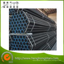 Alta qualidade! ! Tubos de Aço Suaves! 2 ′ ′ Tubo de Aço Carbono Galvanizado! Pré Tubo de Aço Galvanizado! Fornecedor na China