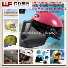 high quality OEM custom child motorcycle helmet molds/kids bicycle helmet moulds