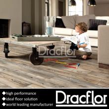 Plancher en PVC de nouveau modèle 2014 pour la maison