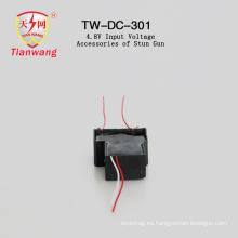 Bobina de ignición de la placa del generador de pulsos DC 4.8V a 28000V