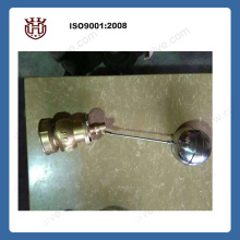 Water Tank Forged Brass Float Valve DN5 to DN50