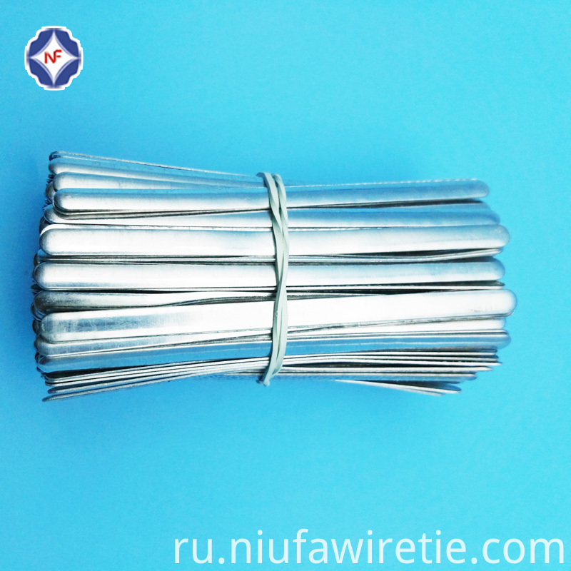 Bundled Aluminum Nose Wires