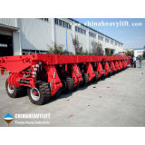 CHINAHEAVYLIFT Self Propelled Modular Transporters - CHINAHEAVYLIFT  SPMT - CHINA SPMT