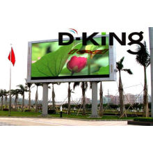 Large View Angle P10 Led Panel Outdoor Advertising Billbord Display Smd 3528