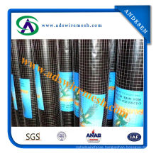 Hot Sale! Electroplate Galvanized Welded Wire Mesh Factory
