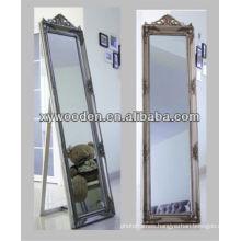 full length framed mirror