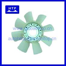 Hoja automática del ventilador de refrigeración del radiador para MITSUBISHI Engine 6D22A para FUSO FP418 ME055056 8Blades 6Holes