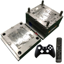 shenzhen injection molding maker Gamepad TV shell moulding custom plastic remote control case mold mould