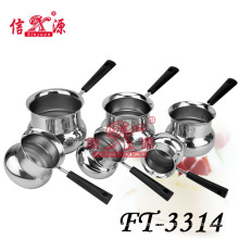 Stainless Steel Pot Milk Cup (FT-3314)
