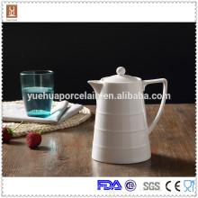 1000ml nouveau pot élégant en porcelaine