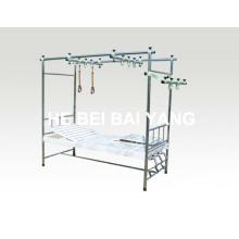 A-139 Hot Sale ortopedia cama de tracción con piernas desmontables