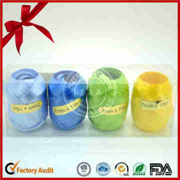 Personalized Celebrate Cake Decoration Colors Ribbon Egg