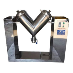Stainless Steel Fine Powder V Type Mixer