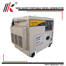 DYNAMO POWER 5KW WITH 5.5KW SILENT DIESEL GENERATOR PRICE