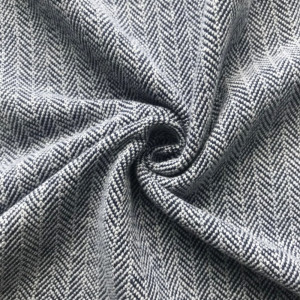 Similar wool  stripe Jacquard terry kids fabric