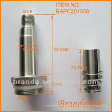 Пневматический соленоидный плунжерный трубопровод для электромагнитного клапана