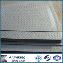 Plaque en aluminium à cinq barres pour le paquet