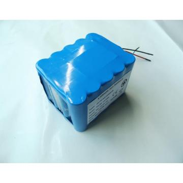 14.8V high temperature 18650 lithium ion battery pack