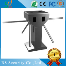 Vertical Revolving Waterproof  Waist Height Turnstile