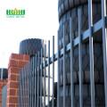 6x8 Decorative Metal Fence Panels