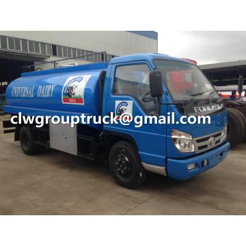 FORLAND 5CBM Milk Tank Truck for Sale