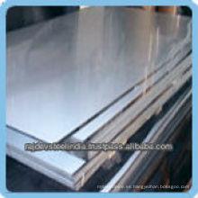 Placa de acero inoxidable ASTM A480