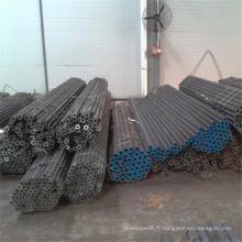 Tuyaux en acier inoxydable en acier au carbone tubes étirés à froid 38 x 6
