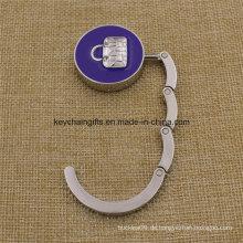 Förderung Geschenke Metall Emaille Falttasche Banger Hook
