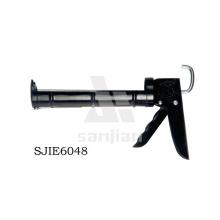"""Новейший тип 9 """"скелетный пистолет для копчения, силиконовый пистолет-пистолет-силиконовый пистолет, силиконовый герметик (SJIE6048)"""
