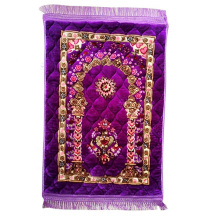 Wholesale Raschel Low Price Travel Prayer Mat Personalised Size for Worship