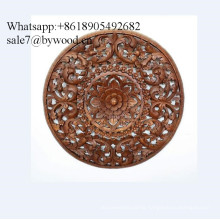 Tradition handmade wall hanging carved  wood wall paneling Carved Wood Panels