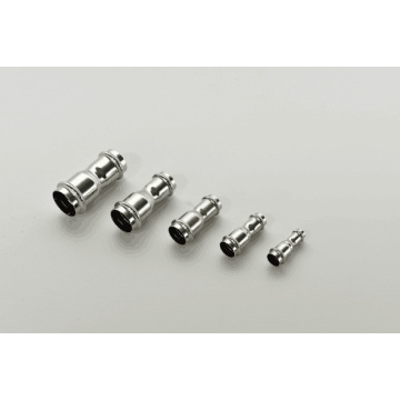 En 316L Raccords de tuyaux en acier inoxydable