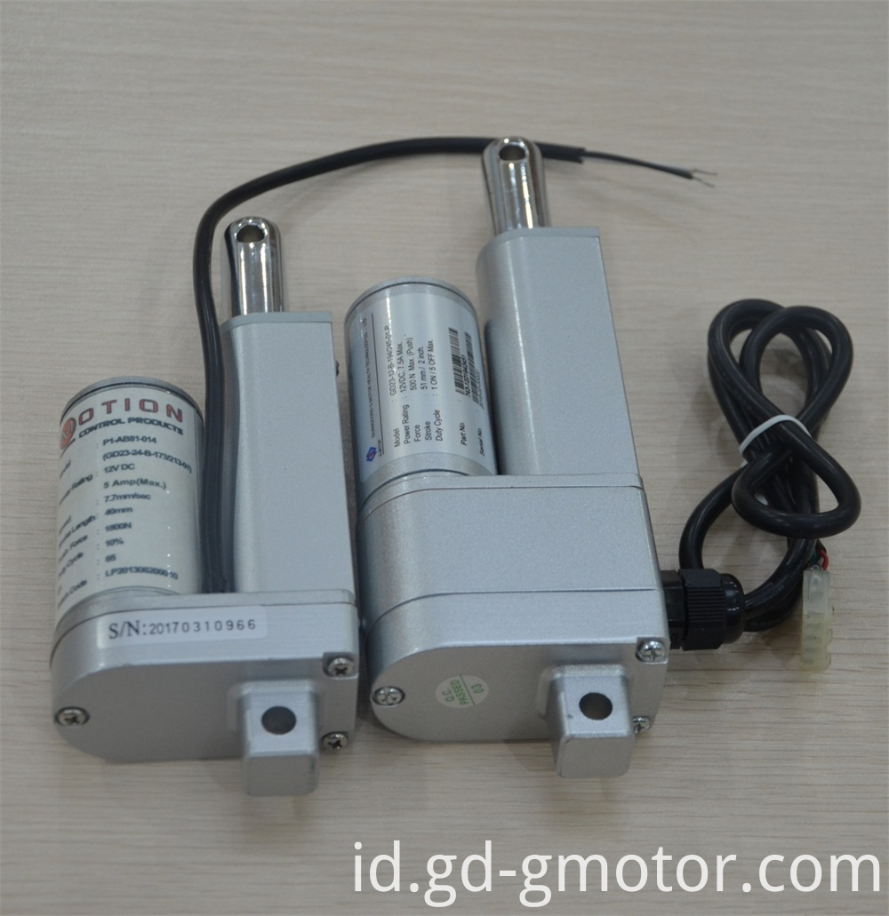 Lawn Mower Linear Actuator