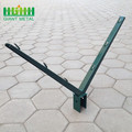 Razor Barbed High Security Anti Climb Airport Fence